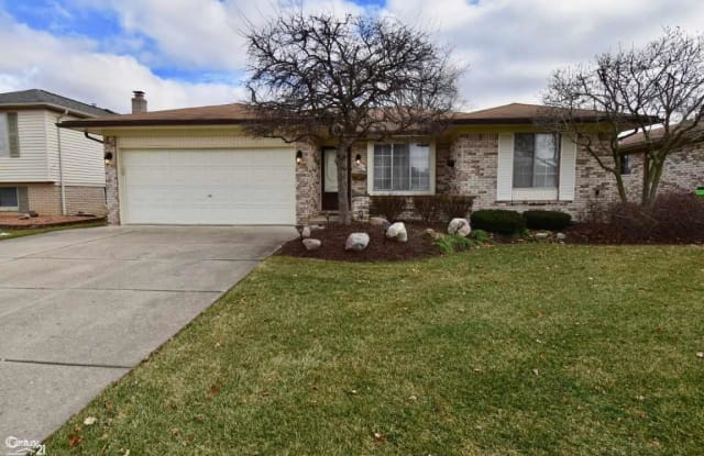 36252 Tindell - 36252 Tindell Drive, Sterling Heights, MI 48312