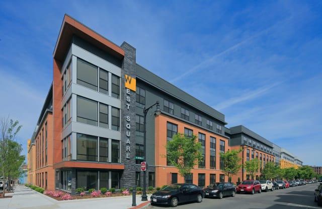 West Square - 320 D St, Boston, MA 02127