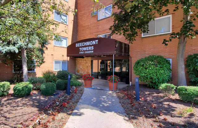 Beechmont Towers Apartments - 27621 Chagrin Blvd, Woodmere, OH 44122