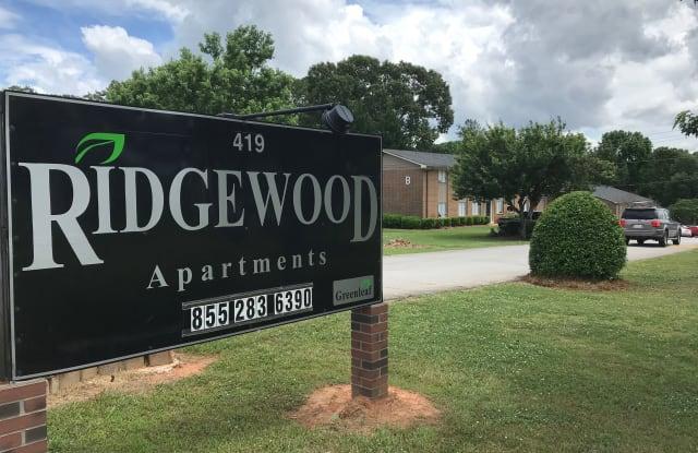 Ridgewood - 419 Hurricane Shoals Rd, Lawrenceville, GA 30043
