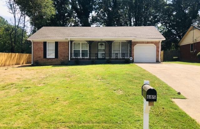 685 Dellrose Dr - 685 Dellrose Drive, Memphis, TN 38116