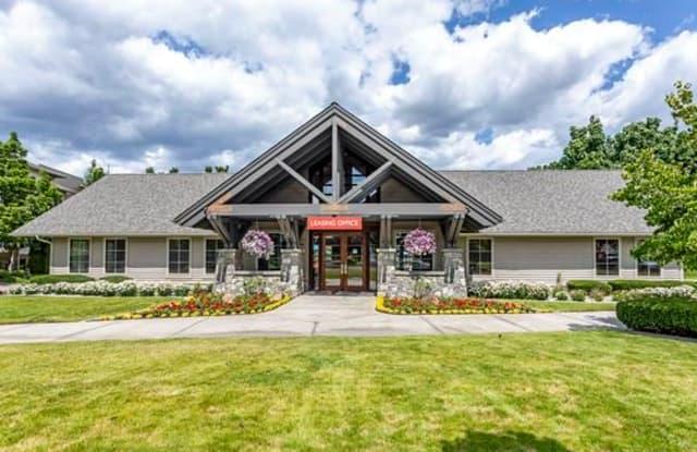 Big Trout Lodge - 22809 E Country Vista Dr, Liberty Lake, WA 99019