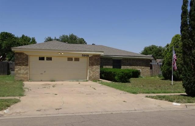 5918 16th Drive - 5918 16th Street, Lubbock, TX 79416