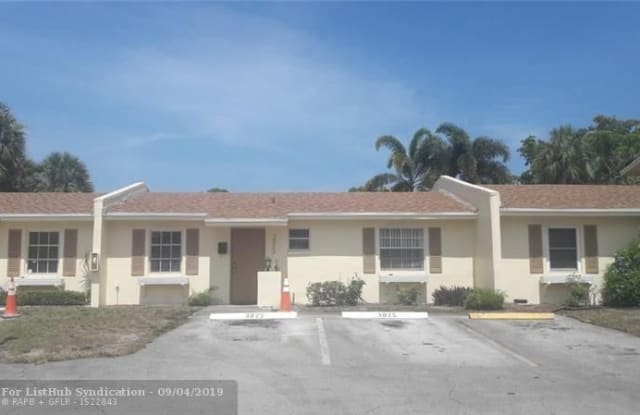 3025 NW 68th St - 3025 Northwest 68th Street, Fort Lauderdale, FL 33309