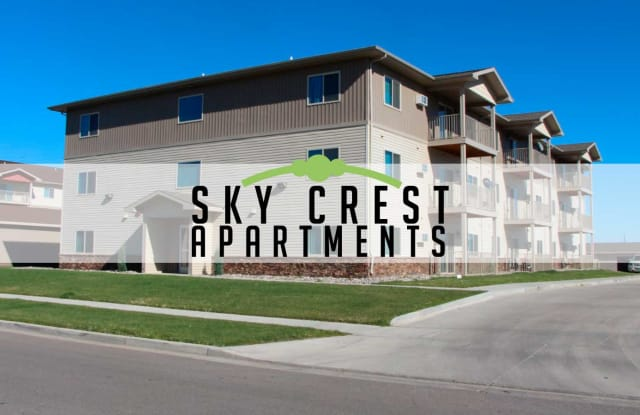 Sky Crest Apartments - 2008 33rd St NW, Minot, ND 58703