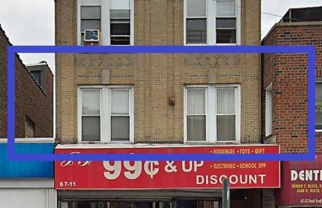 67-11 Fresh Pond Road - 67-11 Fresh Pond Road, Queens, NY 11385