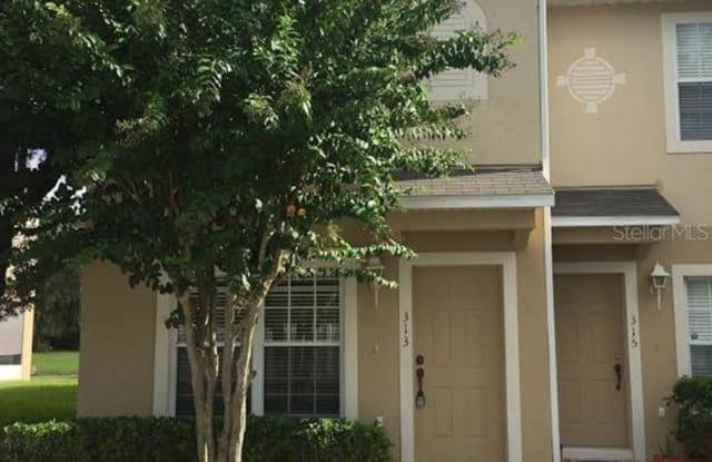 313 WILTON CIRCLE - 313 Wilton Circle, Sanford, FL 32773