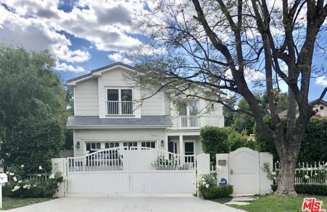 14917 VALLEY VISTA - 14917 Valley Vista Boulevard, Los Angeles, CA 91403