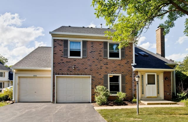 306 COLLEGE CROSSING - 306 College Crossing, Rolling Meadows, IL 60008