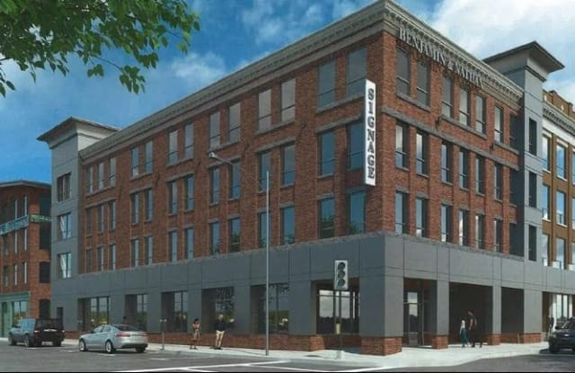 Downtown Lofts - 170 Pleasant Street, Fall River, MA 02720