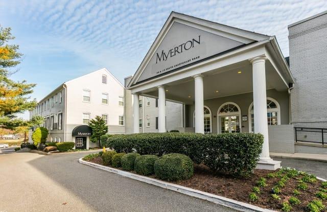 Myerton - 108 S Courthouse Rd, Arlington, VA 22204