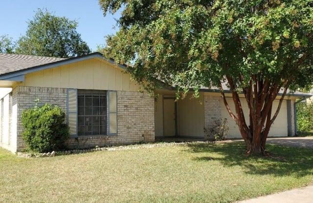 1206 EDGEFIELD DR - 1206 Edgefield Street, Killeen, TX 76549