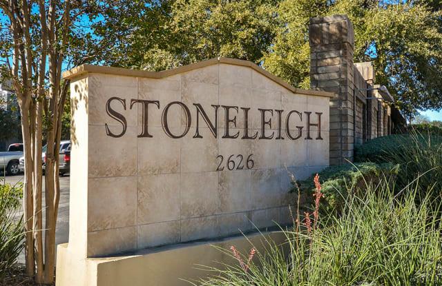 Stoneleigh Apartments - 2626 Thousand Oaks, San Antonio, TX 78232