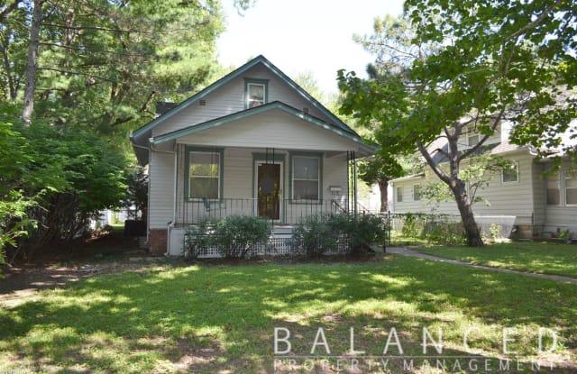 1608 SW Randolph Ave - 1608 Southwest Randolph Avenue, Topeka, KS 66604