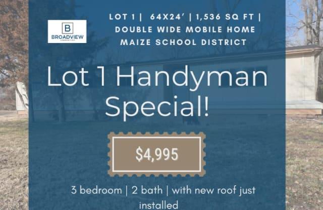 200 W Albert St. Maize KS 67101 1 - 200 West Albert Street, Maize, KS 67101