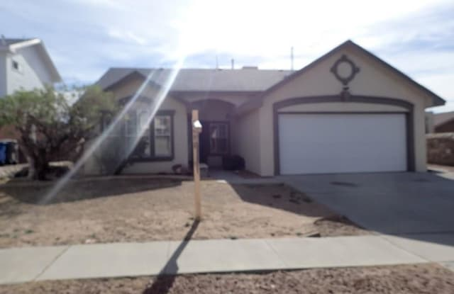 7352 BLACK RIDGE - 7352 Black Ridge Drive, El Paso, TX 79912