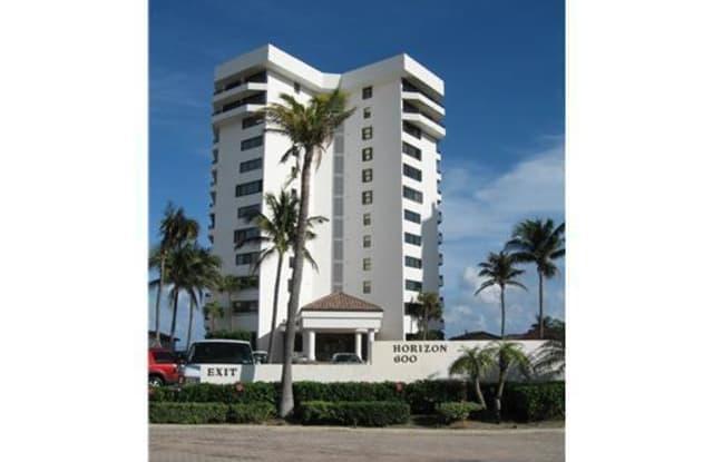 600 Ocean Drive - 600 Ocean Drive, Juno Beach, FL 33408