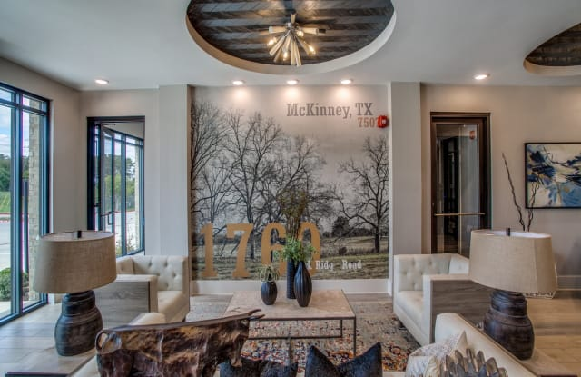 Gray Branch Luxury Apartments - 1760 N Ridge Road, McKinney, TX 75071