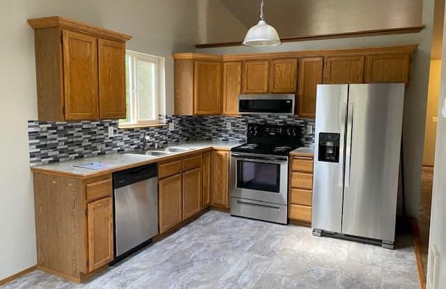13107 140th Avenue Northwest - 13107 140th Avenue Kp North, Stansberry Lake, WA 98329