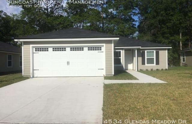 4534 Glendas Meadow Dr - 4534 Glendas Meadow Drive, Jacksonville, FL 32210