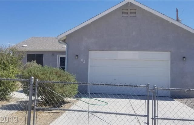41 North BOOTHILL - 41 N Boothill Dr, Pahrump, NV 89060