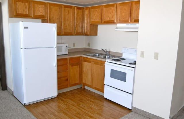The Roosevelt Apartments - 200 1st Ave NE, Cedar Rapids, IA 52401