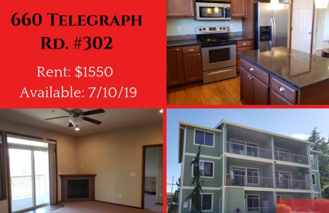 660 Telegraph Road #302 - 1 - 660 Telegraph Road, Bellingham, WA 98226