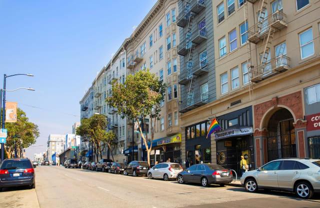 935 O'Farrell Street - 935 O'farrell Street, San Francisco, CA 94109