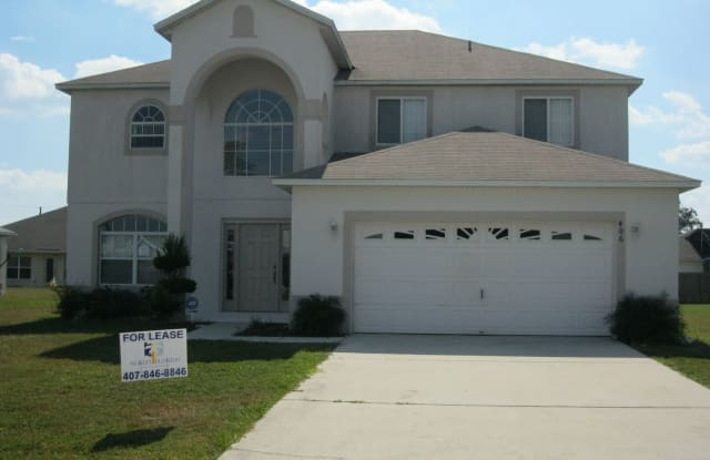 406 Eagle Dr. - 406 Eagle Drive, Poinciana, FL 34759