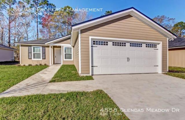 4558 Glendas Meadow Dr - 4558 Glendas Meadow Drive, Jacksonville, FL 32210