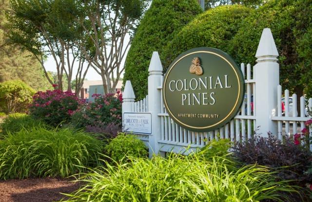 Colonial Pines - 222 Merrimac Trl, Williamsburg, VA 23185