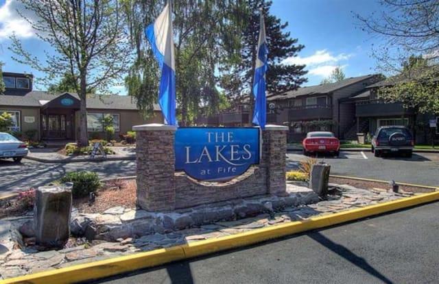 The Lakes at Fife - 2301 58th Ave E, Fife, WA 98424