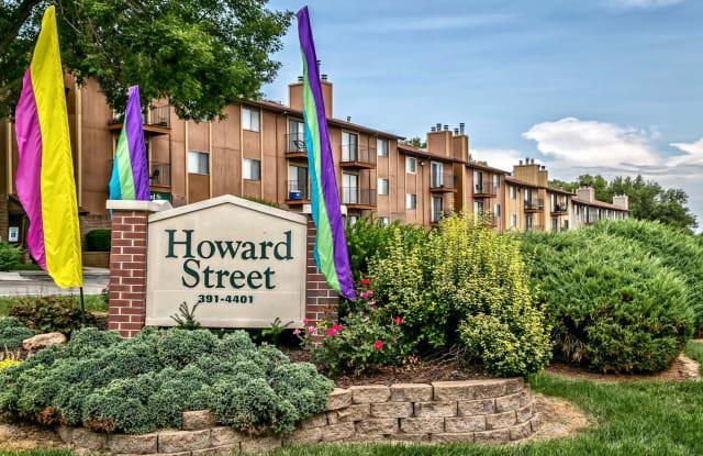 Howard Street - 7520 Howard St, Omaha, NE 68114