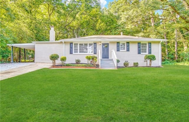 2576 Brentwood Road - 2576 Brentwood Road, Candler-McAfee, GA 30032