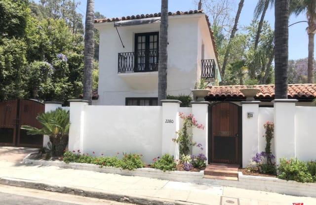 2280 HOLLY Drive - 2280 Holly Drive, Los Angeles, CA 90068