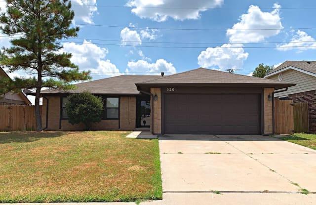 520 SW 133rd Street - 520 Southwest 133rd Street, Oklahoma City, OK 73170