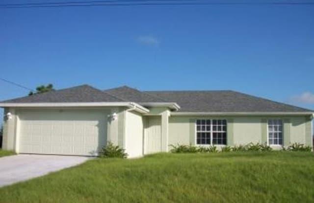 4101 NW 25th Terrace - 4101 25th Terrace, Cape Coral, FL 33993