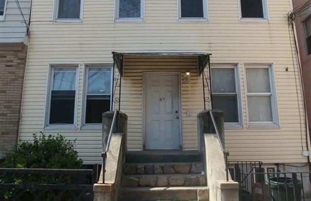 87 WALES AVE - 87 Wales Ave, Jersey City, NJ 07306