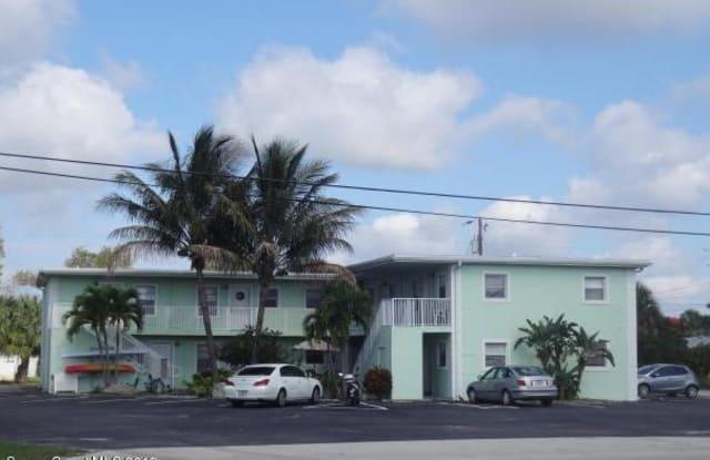 1328 S Patrick Drive - 1328 South Patrick Drive, Satellite Beach, FL 32937
