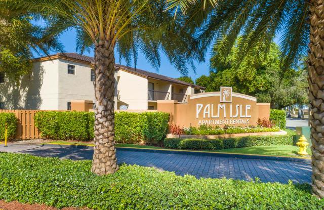 Palm Isle - 11395 NW 7th St, Miami, FL 33172