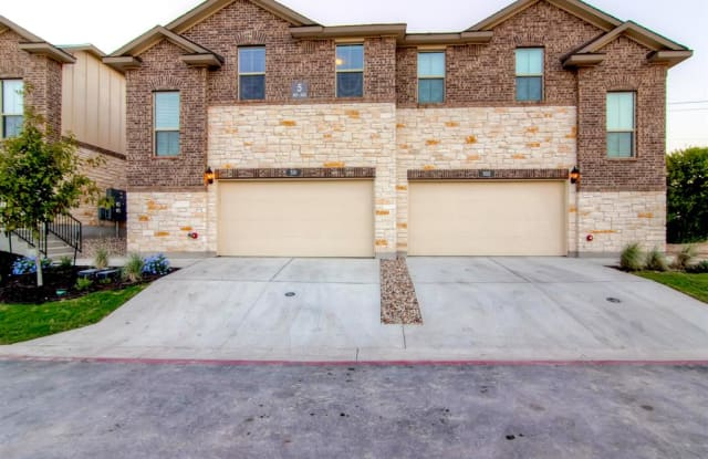 Townes On 10th - 1200 10th Street, Pflugerville, TX 78660