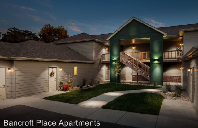 Bancroft Place Apartments - 137 N Mable Ave, Sioux Falls, SD 57103