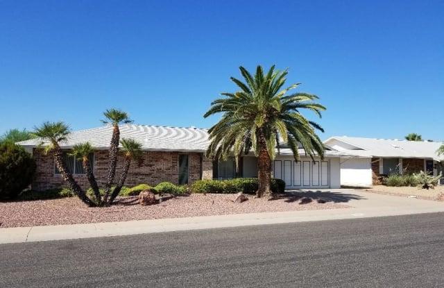 9739 W DESERT HILLS Drive - 9739 West Desert Hills Drive, Sun City, AZ 85351