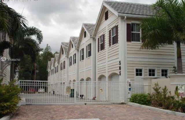 511 SW 18TH AV - 511 Southwest 18th Avenue, Fort Lauderdale, FL 33312