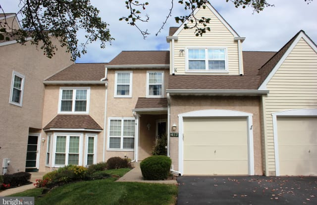 417 COUNTRY CLUB DRIVE - 417 Country Club Drive, Montgomeryville, PA 19446