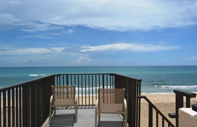 3610 S Ocean Boulevard - 3610 South Ocean Boulevard, South Palm Beach, FL 33480