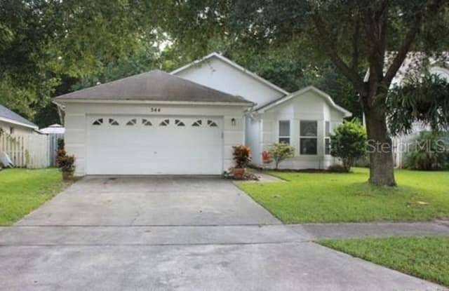 544 TALL OAKS TERRACE - 544 Tall Oaks Terrace, Seminole County, FL 32750