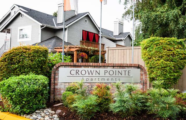 Crown Pointe Apartments - 2611 84th Street Ct S, Lakewood, WA 98499