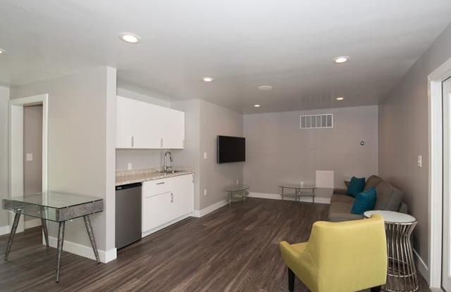 The 500 Townhome Apartments - 3440 S 500 E, South Salt Lake, UT 84106