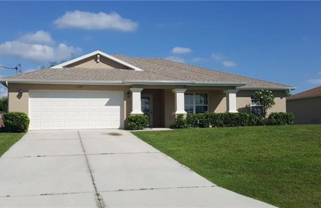 1229 NW 26th PL - 1229 Northwest 26th Place, Cape Coral, FL 33993